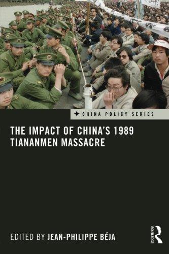 The Impact of China's 1989 Tiananmen Massacre (China Policy)