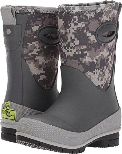 igi Camo Neoprene Boot Charcoal 8 ()