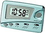 Casio Digital Traveler's Alarm Clock Snooze LED #PQ-11D-2RDF