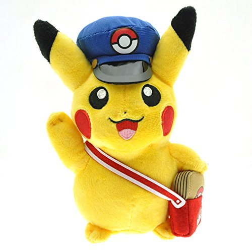 [8 inch, Pikachu Cute Kids Plush Baby Toys] (Spawn Costume For Kids)