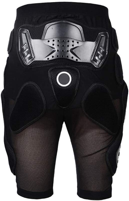 Soutien lombaire Protection Armure Pantalon Hockey Chevalier /Équipement pour Sport Moto Motocross Course Ski Protections Coussinets Hanches Jambes Soutien Dos Ceinture