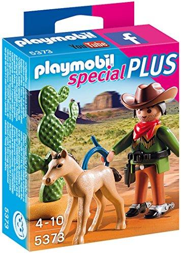 Playmobil-Vaquero-con-potro-5373