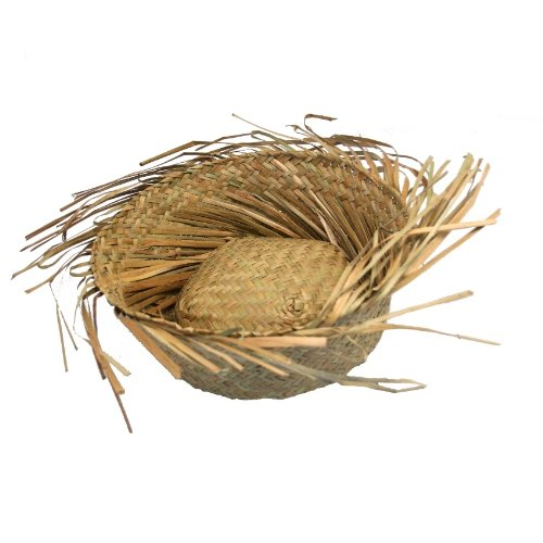 Adult Size Natural Look Beachcomber Beach Bum Style Hat -