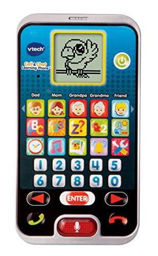 VTech Call & Chat Learning Phone (Frustration Free Packaging) by VTech