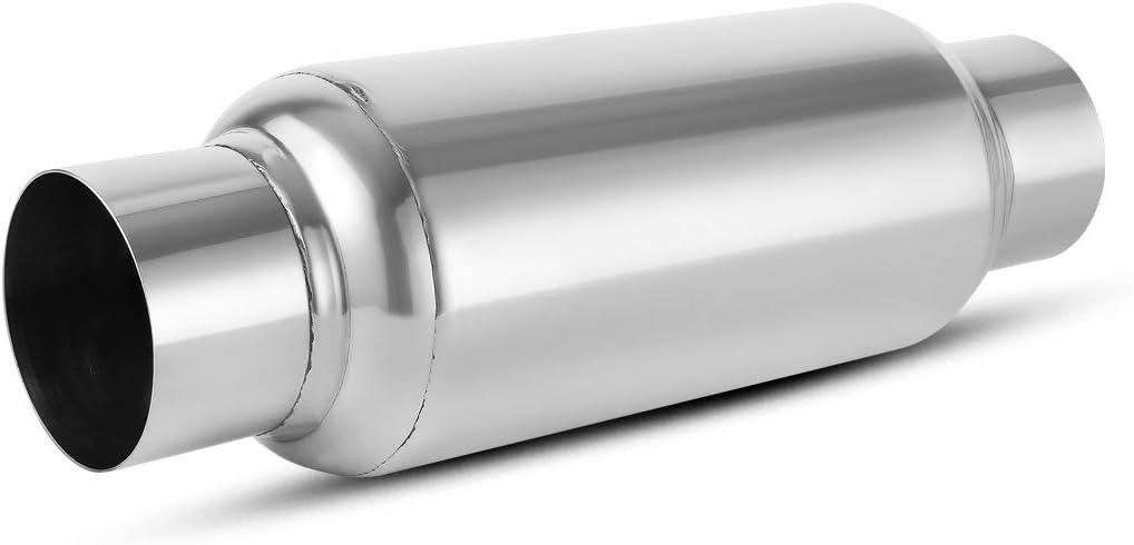 Autosaver88通用不锈钢焊接消声器