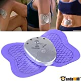 Pandawill Butterfly Design Body Muscle Massager Electronic Mini Massager Health Care for Lady