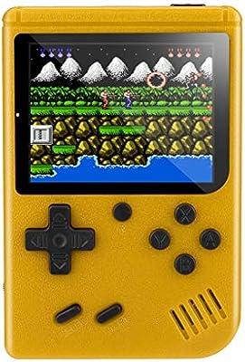 Amazon.es: Consola Portátil de Juegos Retro, Consola de Juegos ...