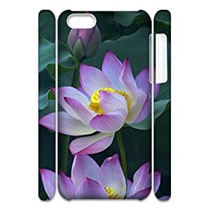 Lotus 3D-Printed ZLB820363 Custom 3D Phone Case for Iphone 5C