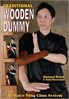 Traditional Wooden Dummy: Ip´s Man Wing Chun System