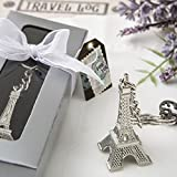 120 Eiffel Tower Metal Key Chains