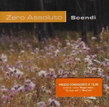 Scendi zero assoluto mp3 buy, full tracklist.