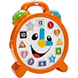 Fisher-Price Laugh & Learn Counting Colors Clock - Bilingual