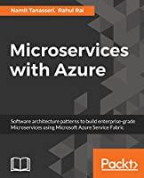 Microservices with Azure Front Cover
