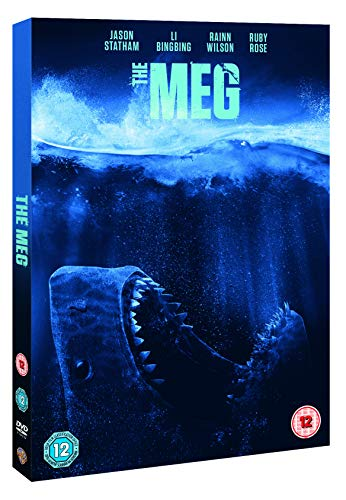 The Meg Dvd 2018 Amazon Co Uk Dvd Blu Ray