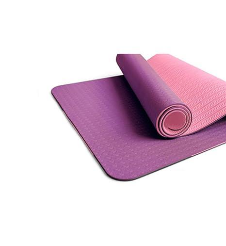 GQHW Esterilla de Yoga colchonetas de Pilates Eco Friendly ...
