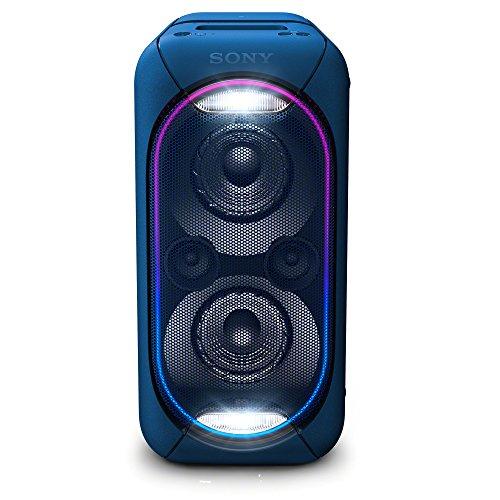 Sony High Power XB60 Portable Bluetooth Speaker Blue GTKXB60/L