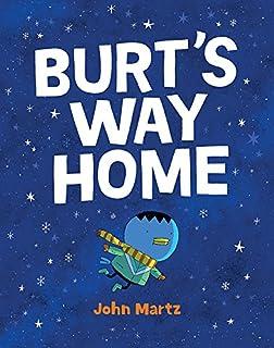 Book Cover: Burt's Way Home
