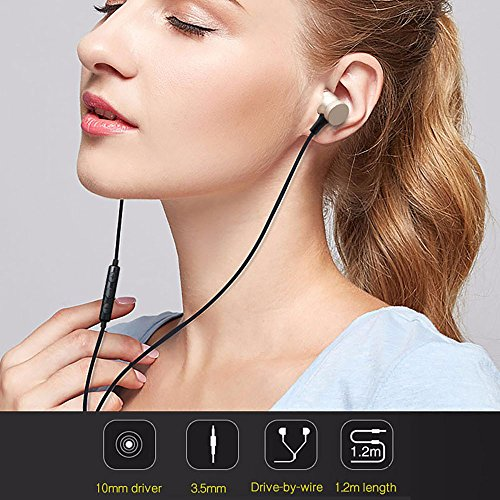 Golden ES-70TY In-Ear Earphone Metal Headphones Stereo Headset Heavy Bass Sound Ecouteur Fone De Ouvido Auriculares Audifonos