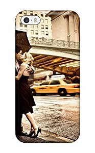 Iphone 5/5s Case, Premium Protective Case With Awesome Look - Best Love Kisss