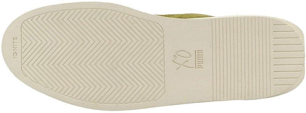 PUMA Hombres Fashion Sneakers Gruen Groesse 9.5 US 43.5 EU