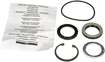 For Chevrolet Silverado 2500 HD Steering Gear Input Shaft Seal Kit Gates 77293BD