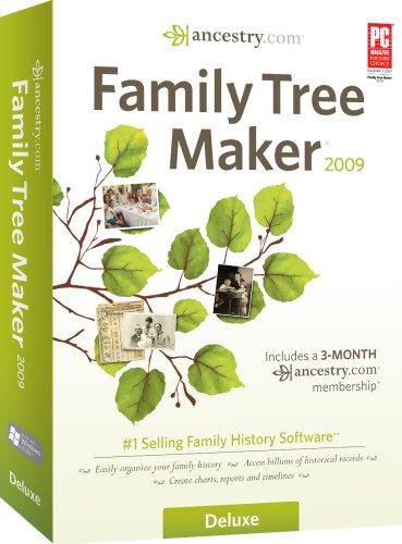 family tree maker program - 9