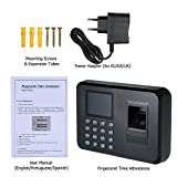 Decdeal Biometric Fingerprint Attendance Machine