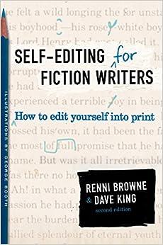 How do you edit a book