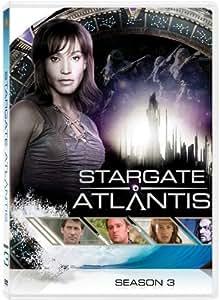 Stargate Atlantis - The Complete Third Season [DVD]
