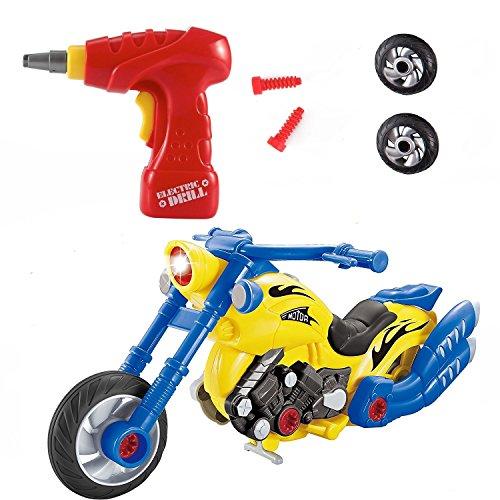 motorcycle build - 5