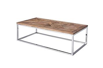 CAGUSTO® Wohnzimmertisch PURE aus Holz (massiv und alt) und ...