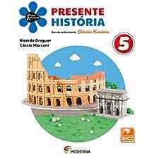 Projeto Presente. História. 5º Ano
