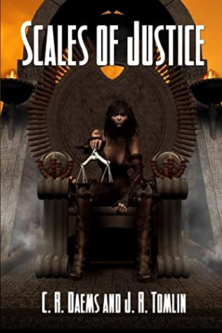 book cover of Scales Of Justice
