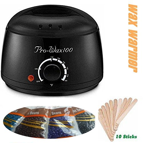 Spa Equipment Wax Warmer Hair Removal Kit Free with Hard Wax Beans and Wax Applicator Sticks Facial Salon Machine from BeautSPA