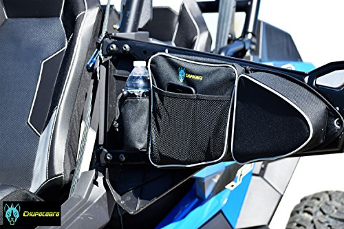 Chupacabra Offroad Door Bags RZR Turbo 1000 900S Passenger and Driver Side Storage Bag by Chupacabra Offroad (Image #5)'