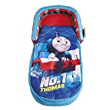 Thomas All In One Sleepover Bed - Airbed and Sleeping Bag In One