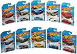 Hot Wheels Amazon Mini 10-Pack #3 Vehicles [Amazon Exclusive]
