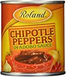 Roland Chipotle Peppers in Adobo Sauce, 7 Ounce (Pack of 24)