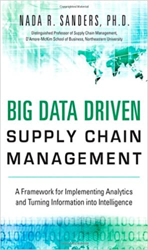 Buy Big Data Driven Supply Chain Management: A Framework for