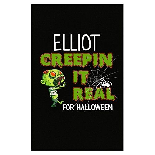 Prints Express Elliot Creepin It Real Funny Halloween Costume Gift - Poster -
