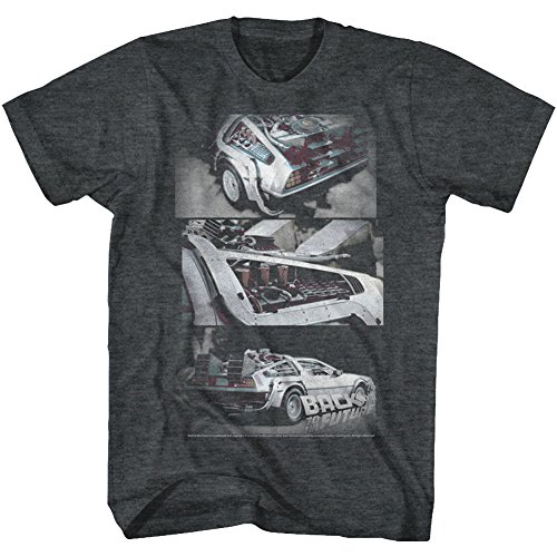 À Retour Pour American Homme Noir Future shirt Basse Tee Classics Taille Au L'avenir v5aHrwEaq