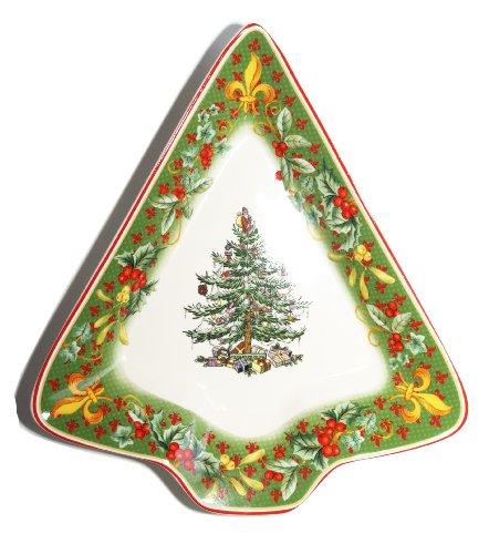 Spode Christmas Tree 2012 Tree Plate