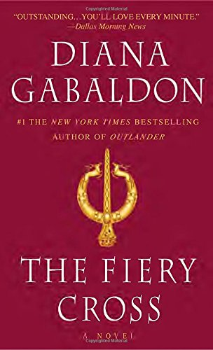 Book cover from The Fiery Cross (Outlander) by Diana Gabaldon