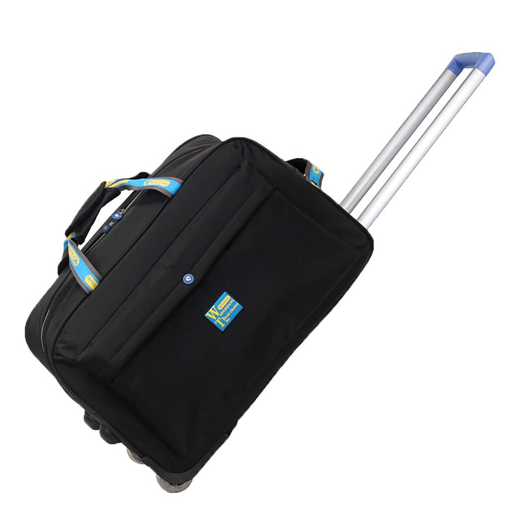 スーツケース トロリーケース20インチ2輪出張旅行外出トロリーバッグ大容量ライトトラベルバッグトラベルバッグドラッグバッグハンドバッグトランク旅客ボックス (色 : A, サイズ さいず : 52 * 32 * 32CM) 52*32*32CM A B07G28H38G
