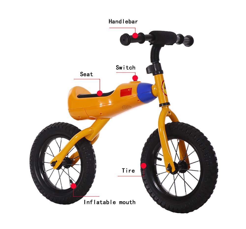 Amazon.com: Kids Balance Bike,Child Balance Car Baby Walker ...