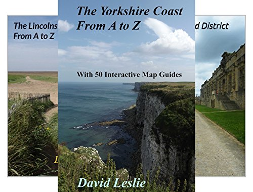 David Leslie's A to Z Guides (4 Book Series)