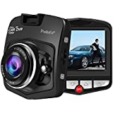 Mini GT300 A8 Car Dvr Camera Dvrs Full HD 1080p Recorder Video Registrator Night Vision Box Carcam Dash Cam (Black)