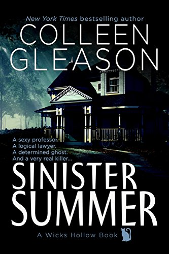 Pdf Mystery Sinister Summer: A Ghost Story Romance & Mystery (Wicks Hollow Book 1)