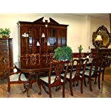 Amazon.com: 10 Pieces - Table & Chair Sets / Kitchen & Dining Room ...