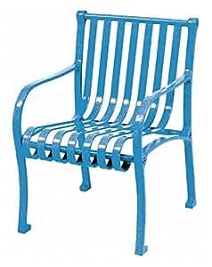 Oglethorpe 18en. Silla (azul)